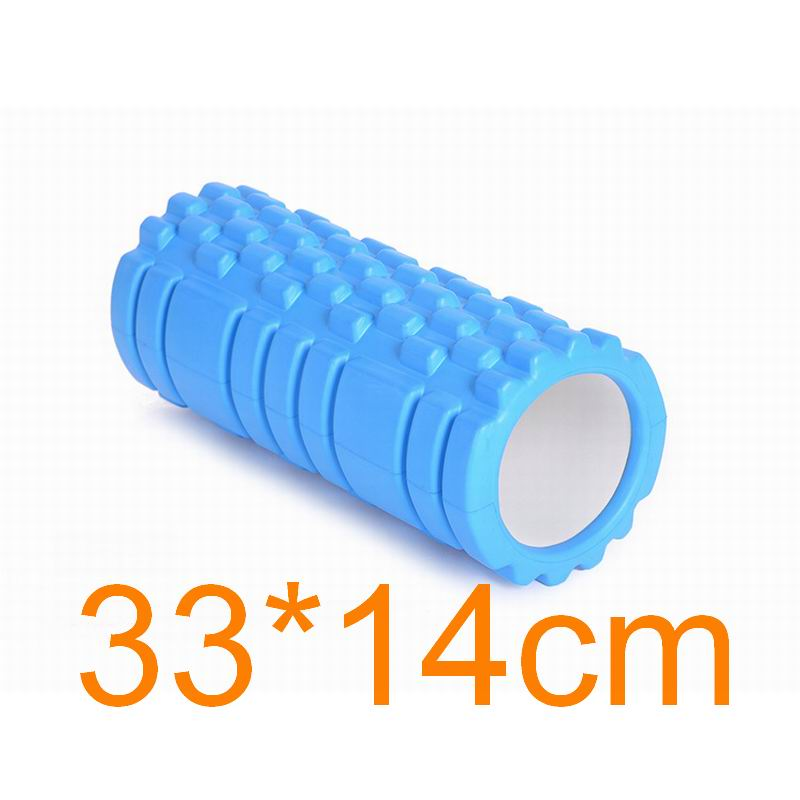 33*14cm Eva Point Mounted Yoga Foam Roller Blocks For Fitness Home Exercises Gym Pilates Physiotherapy Massage
