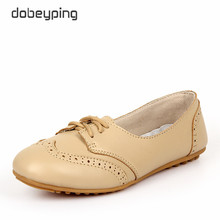 Shoes Women 2017 Top Quality Women's Loafers Lace-Up Female Flats Shoe Ladies Casual Driving Shoes Low Heel Nurse Boat Footwear