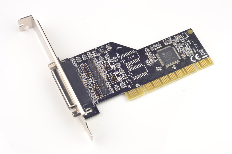 все цены на 2x Parallel IEEE1284 Printer LTP Port PCI Expansion Card Adapter MCS9865 Chipset онлайн