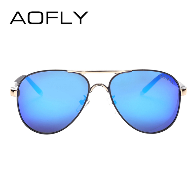 AOFLY Brand Men Sunglasses Fashion Cool Polarized Sports Men Sunglasses Male Driving Sun glasses for men Vintage Gafas De Sol 1