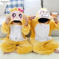 Children Pajamas Set Cosplay Cartoon Animal Monkey Onesie Kids Sleepwear Baby Long Sleeve Pijama Infantil Kids