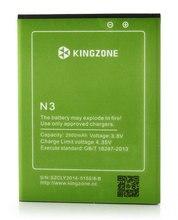 Original 2800mAh Battery Batterie Batterij Bateria For Kingzone N3 MTK6582+ 6590 4G FDD LTE 5.0″ 1280×720