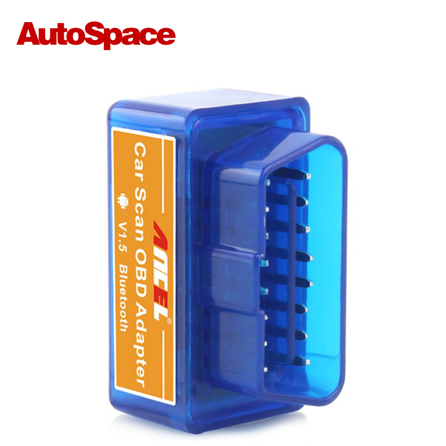 Super MINI ELM 327 V1.5 Bluetooth Android Universal Auto OBD2 Scanner Car Code Reader Diagnostic Scan Tool ELM327 V 1.5 OBD 2 II super mini elm327 obd2 bluetooth interface v2 1 obd2 obdii auto car diagnostic tool elm 327 work on android torque pc russian en