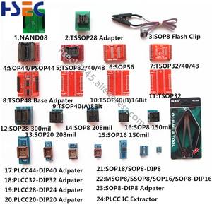 Image 2 - Adaptador universal programador, 100% original xgecu tl866ii plus nand tsop48 minipro tl866cs/a eeprom programador