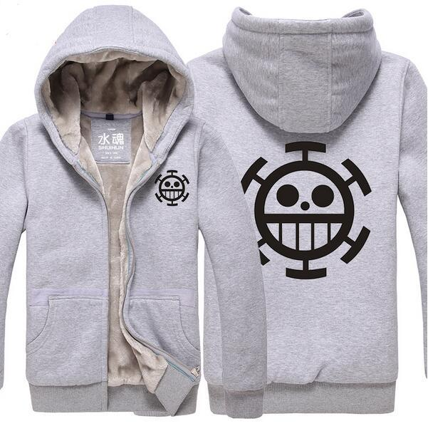 One Piece Thick Men and Women Winter Sweatshirt