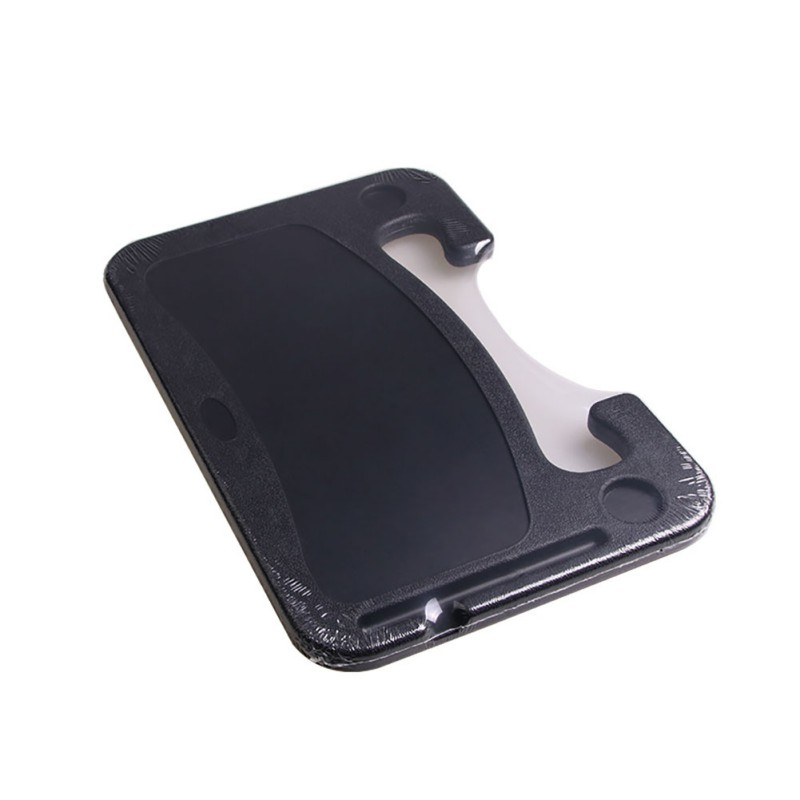 Car Portable Mini Desk Notebook Stand Holder Multi Back Seat Laptop Tray Steering Wheel Computer Food Drink Holder