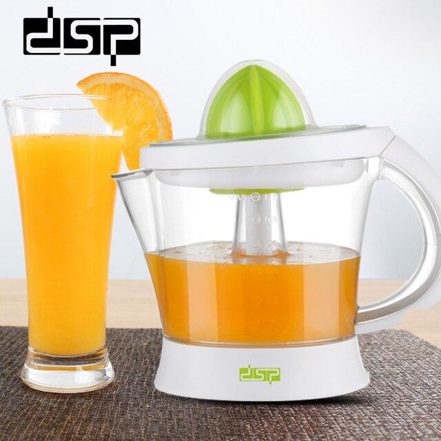 DSP KJ1006 elektryczna sokowirówka owoce narzędzia warzywne plastikowe wyciskacz elektryczny sokowirówka do pomarańczy naciśnij wyciskacz instrukcja sokowirówki