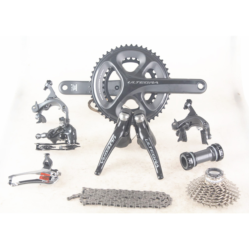 Shimano ULTEGRA 6800 Road Bicycle Groupset 2x11 22S Speed 50x34T 170mm Derailleur Kit original ebmpapst17238 230v w2e142 bb01 01 cooling fan