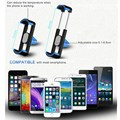 Univeral Degree 360 Rotating Car Air Vent Mount Cradle Holder for iPhone 5 6 6S Galaxy S4 S5 S6 Smart Phone GPS Adjustable