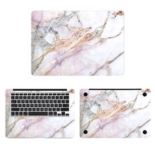 NEW Marble Full Body Cover Skin for Macbook Sticker Pro Air Retina 11 12 13 15 inch 17 HP