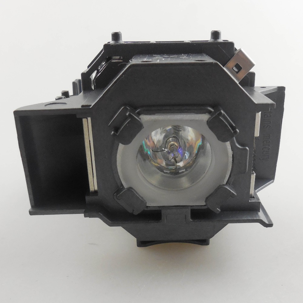 Projector Lamp ELPLP43 / V13H010L43 for EPSON EMP-TWD10 / EMP-W5D / MovieMate 72 with Japan phoenix original lamp burner 180 days warranty new lamp with housing elplp43 v13h010l43 for moviemate 72 emp twd10 emp w5d