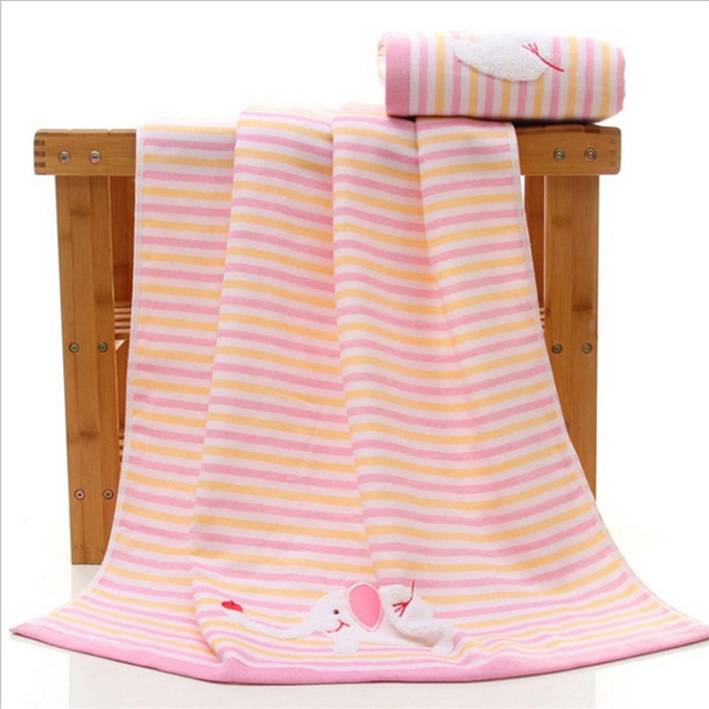 Hot 2016 New Infant Towels For Boys&Girls Soft Blanket Cotton Bath Towel High Quality Bath Towel Shower Products Good Quality