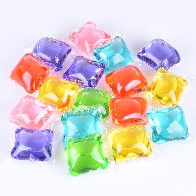 Everyfit 8 г/1 шт стиральные бусины Цветочная Лаванда пахучая Лилия концентрированный жидкий стиральный порошок мяч 6 вкусов