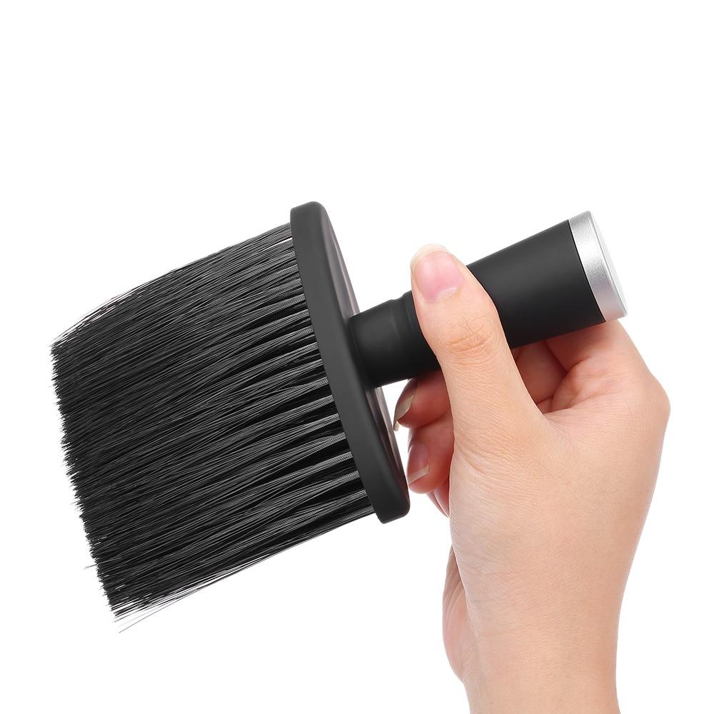 Clean hair brush bathroom waterproof cladding