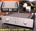 Yi SHENG um caso de classe pré amplificador chassis geral AMP Box alumínio gabinete amplificador, Amplificador chassis diy chassis AMP