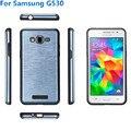Мобильный Телефон Для SAMSUNG GALAXY G530 Дело волочения Проволоки антидетонационных Двойная защита Задняя крышка Пластиковые Корпуса Мобильного телефона оболочки