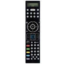 Controle remoto universal para silvercrest kh2157, com luz traseira e led tv/dvd/vcr/cbl/asat/dsat/aux1/cd/amp/aux2