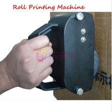 Imprimante portative de Code de roulement de rouleau de codeur de Machine de codage tenue dans la main pour limpression de Carton