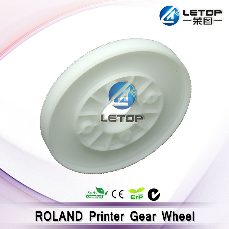 Superior quality!!Declining small pulley for ROLAND printerSuperior quality!!Declining small pulley for ROLAND printer