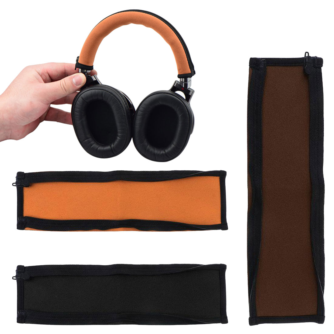 For Sony MDR 1A Waterproof  Head Band Protective Headband Cushion Cover Pad Headphone Headset Protect Case