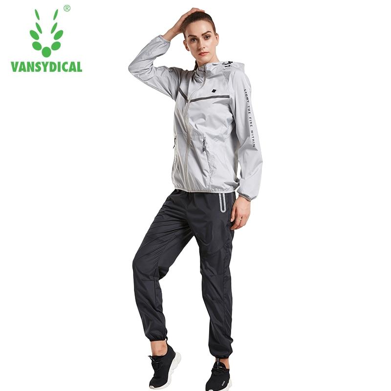 2018 New  Women 2 Pieces Set Outwear  Zipper  Causal Long Sleeve Jacket+ Long Pants Women's Sets