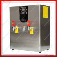 KW30L Hotel Restaurant Equipment Stainless Steel Step water boiler Commercial Drinking Hot Water Boiling Machine