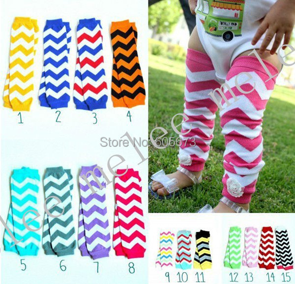 Infant Toddler Leg Warmers Leggings 5 Patterns to Pick From