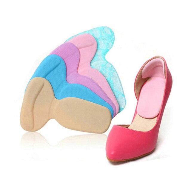 1 Pair Lót Chỉnh Hình Mềm Gel Lót Foot Care Tool Cushion Lót Pads Cao Gót Bảo Vệ Chống Trượt Chèn Giày