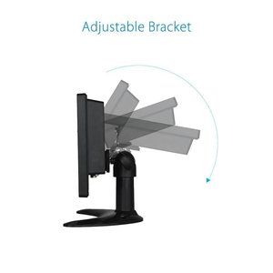 Image 5 - 7 Inch BNC Monitor Small LCD Monitor/HDMI Lcd Monitor Portable LCD Monitor With AV/BNC/VGA/HDMI/USB Two Speakers