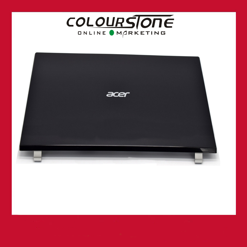 LCD Back Cover Original New Top Cover For Acer Aspire V3-551G V3-531 V3-571G Laptop Rear Case A Cover AP0N7000C002
