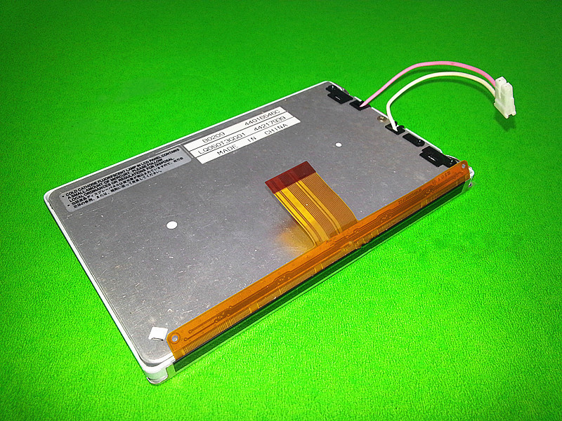 купить Original new 5 inch LCD screen for LQ050T3GG01 CAR LCD screen display panel Free shipping по цене 5761.43 рублей