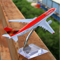 Terebo Avianca Airliner A330 passenger plane alloy model 16CM/6.3in