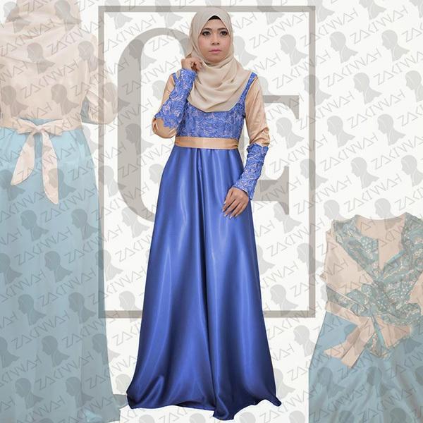 C0001New llegada vestido de encaje vestido de los musulmanes abaya kaftan musulmán hijab musulmán abaya ropa islámica del vestido maxi elegancia noble satén