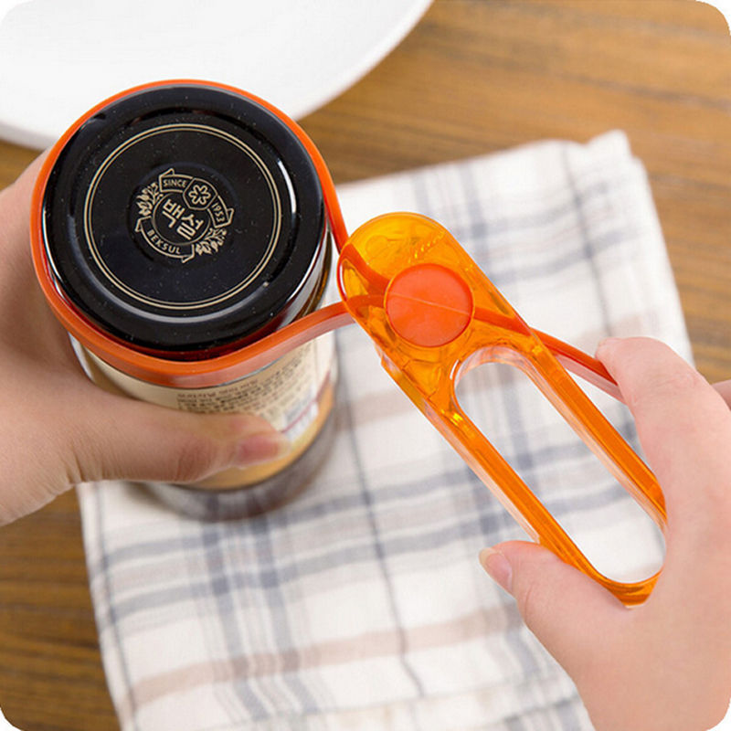 multi-function container bottle lid can tin cap and plastic jars opener