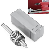 1pc MT2 Live Center Long Nose Live Center Morse Taper Bearing For CNC Lathe Turning Tool