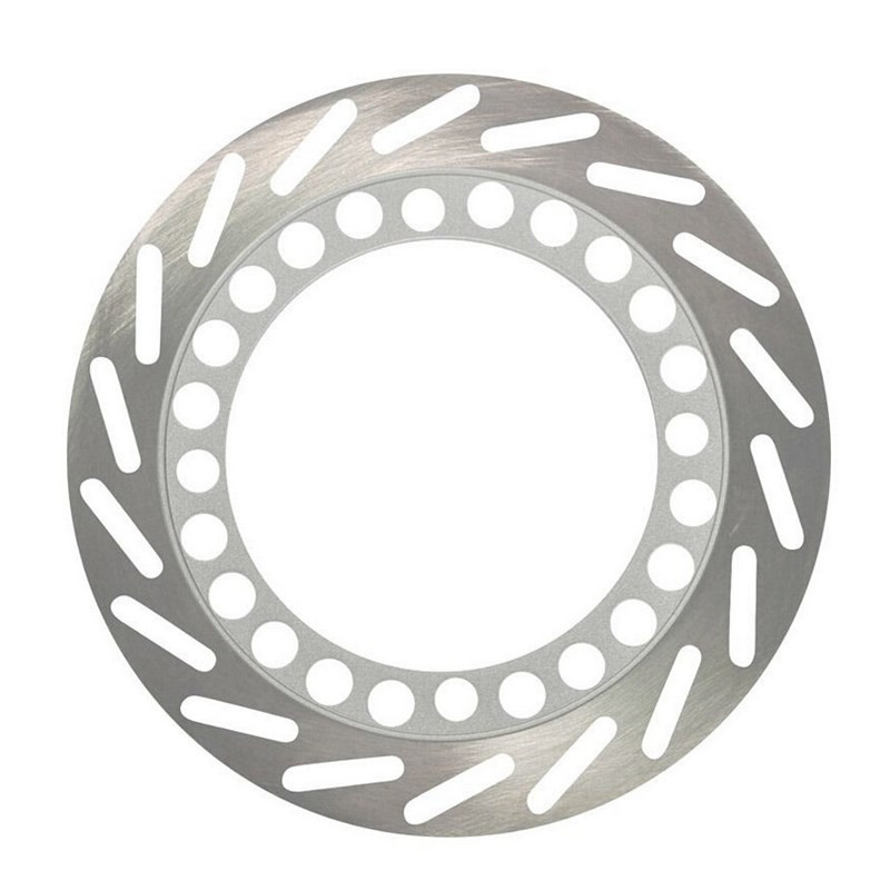 цены  1 pc Motorcycle Parts Rear Brake disc Rotor For Honda AX-1 NX250 1989-1994 Dirt Bike Brake Disc Rotors
