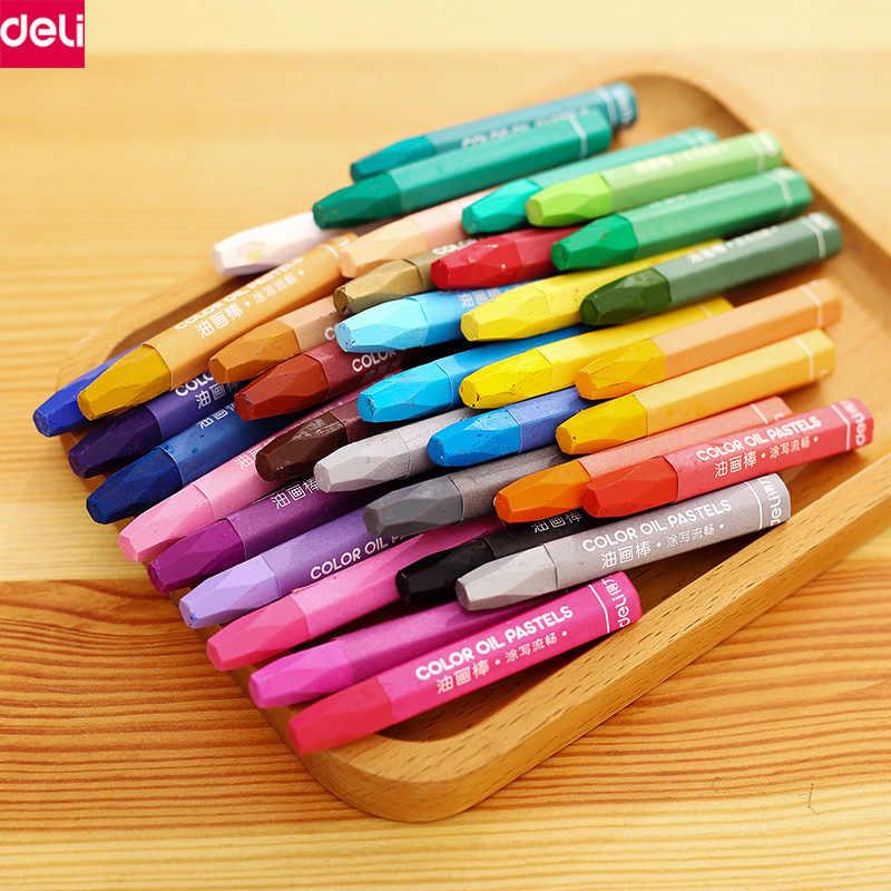 Для кулинарно-деликатесной продукции масло Пастель карандаш масло палочки для живописи, рисования карандаш для школьника аксессуары для офиса школы (12 Цветов)