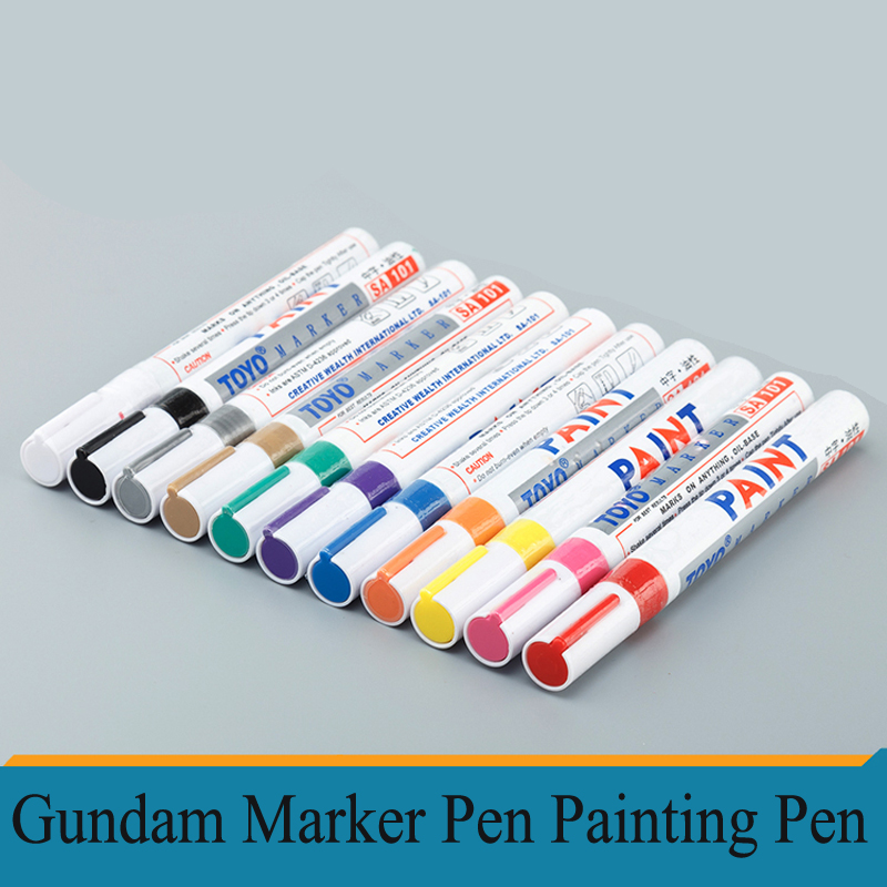 NO.3 MODEL Gundam Marker Pen Models Painting Pen Model Tools   Hobby Airbrush Tools Accessory
