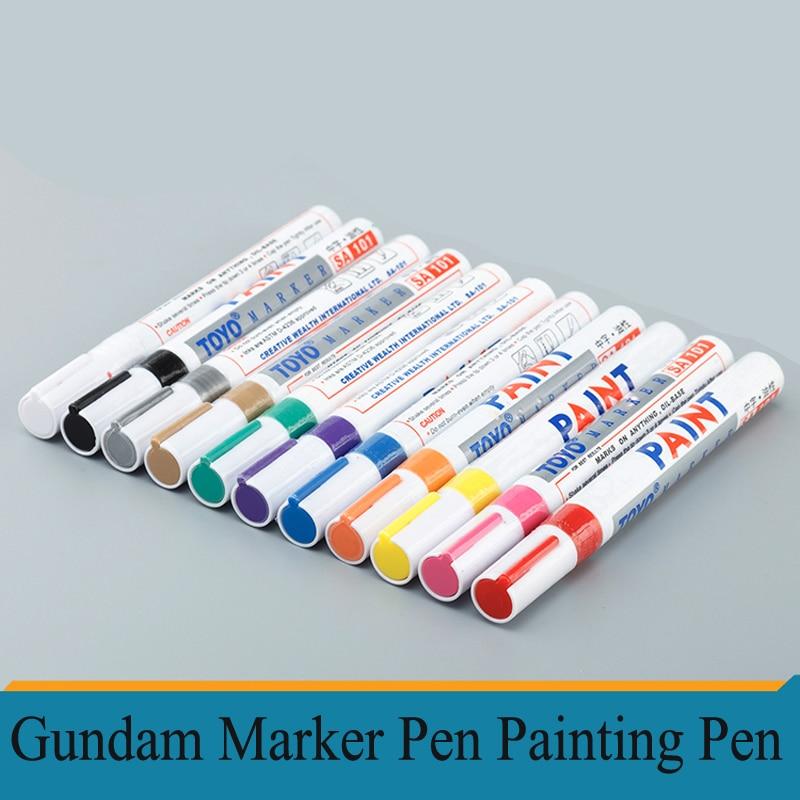 NO.3 MODEL Gundam Marker Pen Models Painting Pen Model Tools   Hobby Airbrush Tools Accessory