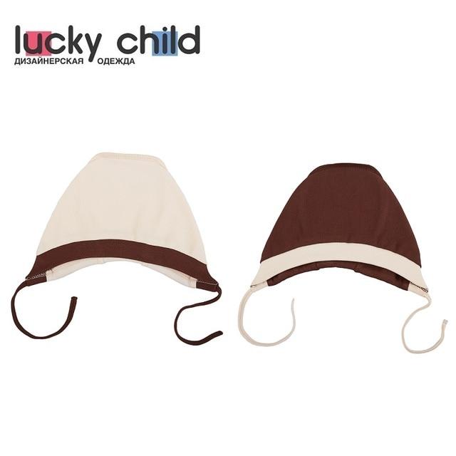 Чепчик Lucky Child для девочек и мальчиков 16-10, 1 шт (Улица) [сделано в России, доставка от 2-х дней]