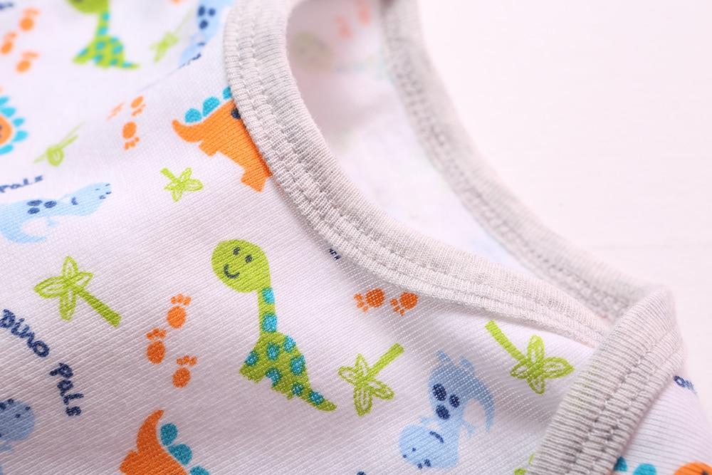 Baby Bodysuits Cartoon Style Pajama Baby Bodysuits Girl Boy Clothes Body Baby Ropa Bebe Supercolor Bodysuit0