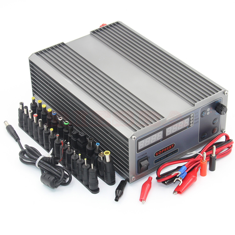 CPS-6011 0-60V 0-11A Precision PFC Compact Digital Adjustable DC Power Supply CPS6011 Switching power supply cps 6011 60v 11a digital adjustable dc power supply laboratory power supply cps6011