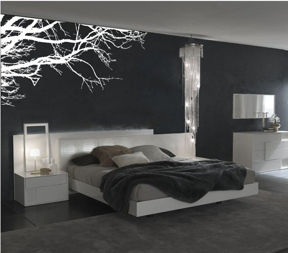 Popular Large White Tree Wall Decal Buy Cheap Large White