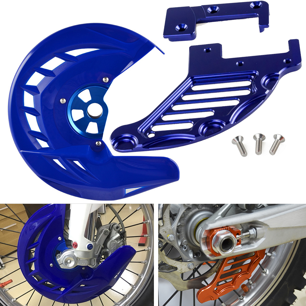 Front Rear Brake Disc Guard For Husaberg TE FE TC FC TX FX FS 250 300