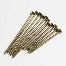wood screws tan deck screw fasteners countersunk steel M6 6mm M8 8mm self tapping flat head 100mm to 260mm CSK long self-tapping m6 m6 80 m6x80 m6 90 m6x90 m6 100 m6x100 304 316 stainless steel din965 philips cross recessed countersunk csk flat head screw