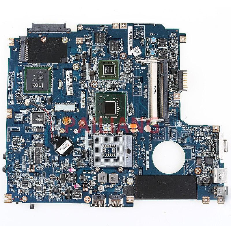 Laptop Motherboard For DELL Vostro 1510 V1510 PC Mainboard CN-0D815K 0D815K JAL30 LA-4121P Full Tesed DDR3