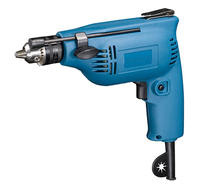 6mm Variable Speed Hand Electric Drill 230w electric drill 0 3800rpm 220 240v/50hz counter rotating motor