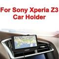 BrankBass 360 Градусов Регулируемые установки в Салоне Автомобиля Колыбель Телефон Владельца с Зарядным Устройством Dock для Sony Xperia Z3