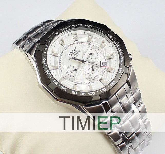 ФОТО Luxury Multifunction Time 100M Waterproof 330FT Diving Mens Wrist Watch Diver freeship