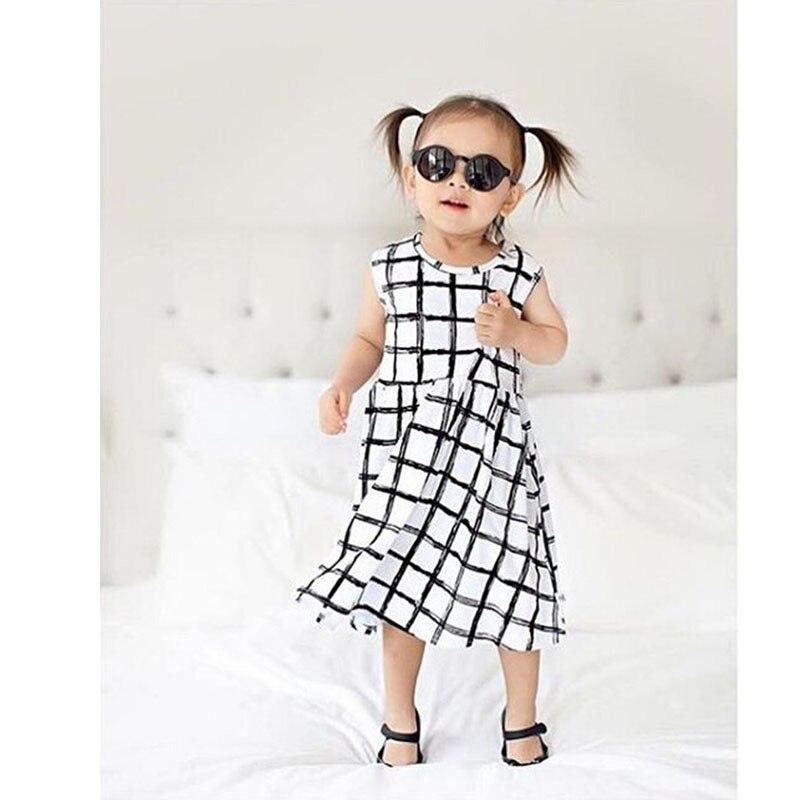74053f2d254d ₩2016 New Little Girls Dresses Sleeveless Kids Dresses For Girls ...